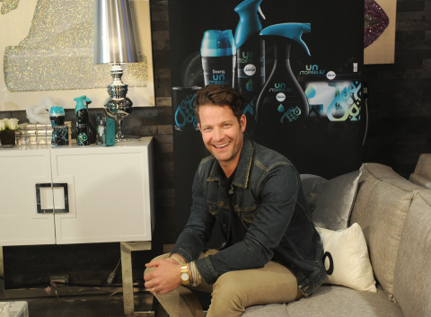 Interior designer Nate Berkus demonstrates tips for styling one's world through Scent Decor with Uns