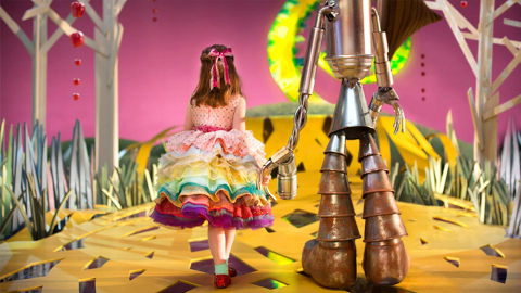 "This Sunday, Comcast will launch a national campaign during the 2015 Academy Awards called ""Emily's Oz"" that is intended to spark an even bigger conversation about how people with disabilities enjoy entertainment. (Graphic: Business Wire)"