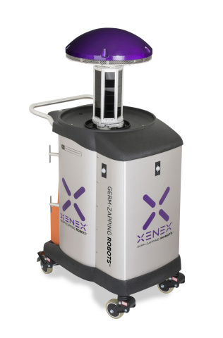 xenex machine