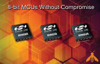 Silicon Labs EFM8 family: 8-bit MCUs without compromise (Graphic: Business Wire)