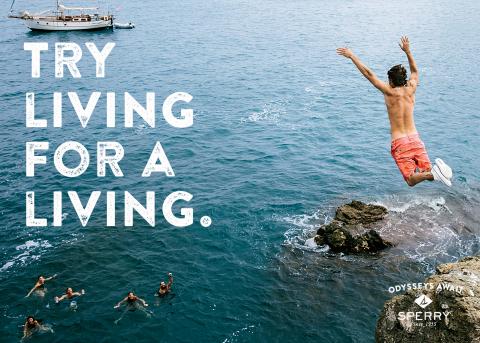 Sperry Odysseys Await - Try Living