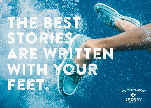 Sperry Odysseys Await - The Best Stories