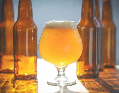 Craft Brewers Welcome Spring Seasonals (Photo: Business Wire)