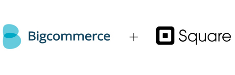 Bigcommerce and Square today announced a new integration to provide merchants with a simple and seamless way to expand their businesses and reach new customers by selling products online. (Graphic: Business Wire)
