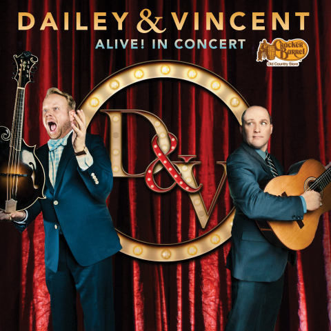 Dailey & Vincent - ALIVE - cover photo (Photo: Business Wire)