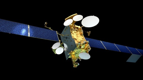 SES-14 Photo: Business Wire)