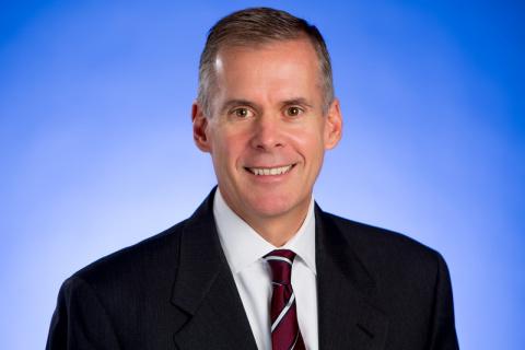 昆泰首席執行官Tom Pike(照片:美國商業資訊)