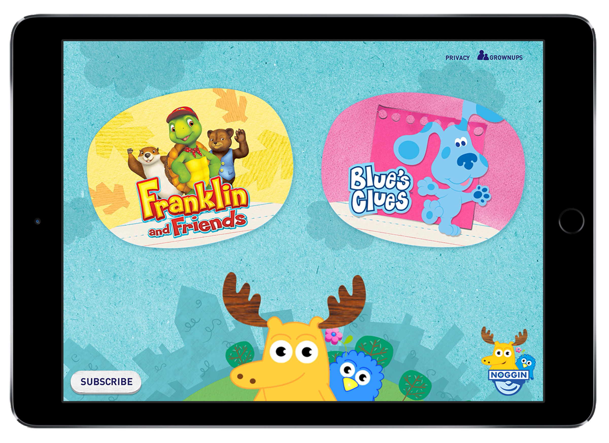 Nickelodeon Launches Noggin--New Mobile Subscription Service for ...