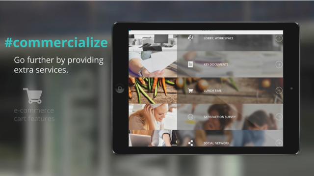 Aquafadas at the Mobile World Congress 2015: Contextual Apps and Mobile Marketing