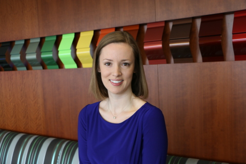 Sarah Arscott, Axalta Lean Six Sigma Black Belt (Photo: Business Wire)