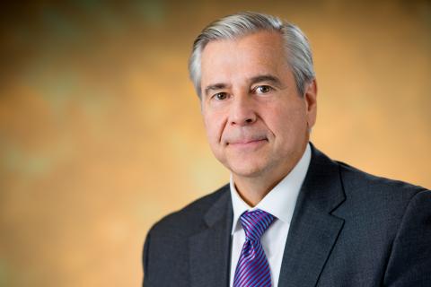 クインタイルズの助言サービス部門プレジデントに新しく就任したElgar Peerschke氏。(写真:ビジネスワイヤ)