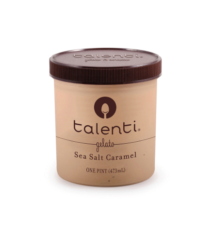 Allergy Alert for Limited Number of Jars of Talenti(R) Gelato & Sorbetto Sea Salt Caramel Gelato Due t