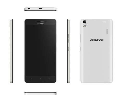 Lenovo A7000 (Photo: Business Wire)