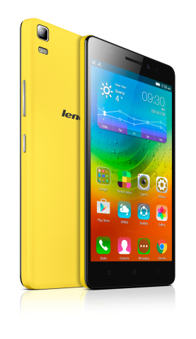 Experience Dolby Atmos over headphones on the Lenovo A7000 smartphone (Photo: Business Wire)