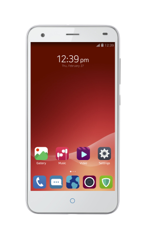 ZTE Blade S6 soon to be launched offline via channel partners in Germany, Spain, and France (Photo: Business Wire)
