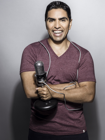"Eddie ""Piolin"" Sotelo, the most widely recognized personality in Hispanic Radio, debuts new Spanish language morning show, El Show De Piolin, in 40 U.S. markets (Photo: Business Wire)"