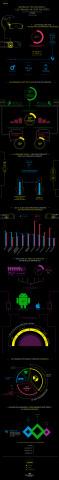 Infographie sur le sentiment des Francais envers les Wearable Technology. (Photo Business Wire)