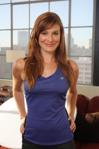 Holly Perkins, Certified Strength & Conditioning Specialist and Founder of Women's Strength Nation (Photo: Business Wire)