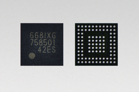 "Toshiba Bluetooth IC ""TC35668IXBG"" with Integrated DSP for automotive audio streaming and hands-free subsystems (Photo: Business Wire)"