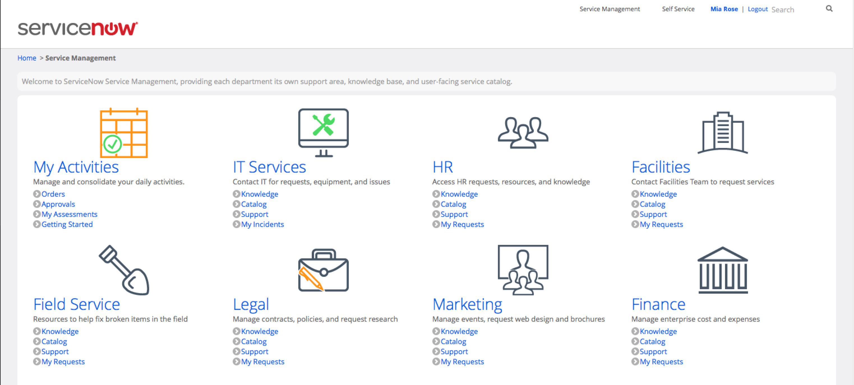 Designer Computer Desk Servicenow Advances Service Management Across The