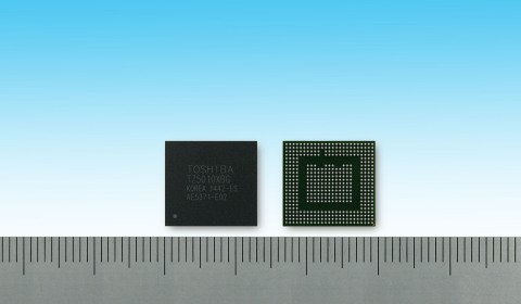 "Toshiba: IoT Solution ApP Lite(TM) TZ5000 Series ""TZ5010XBG"" (Photo: Business Wire)"