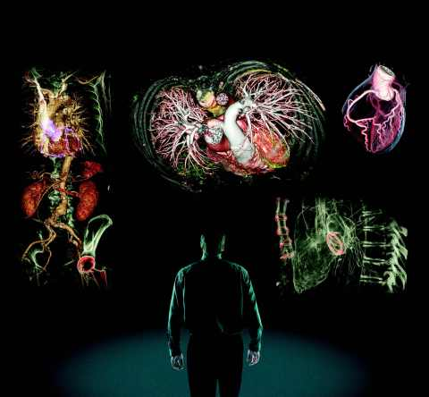 GE Healthcare is introducing its latest innovations for medical imaging at ECR 2015 (Photo: Business Wire)