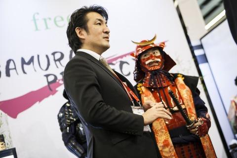CEO Kaoru Masuda (Photo: Business Wire)