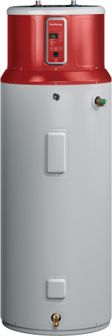 ge introduces 80 gallon geospringtm hybrid electric water heater made in louisville ky finances. Black Bedroom Furniture Sets. Home Design Ideas