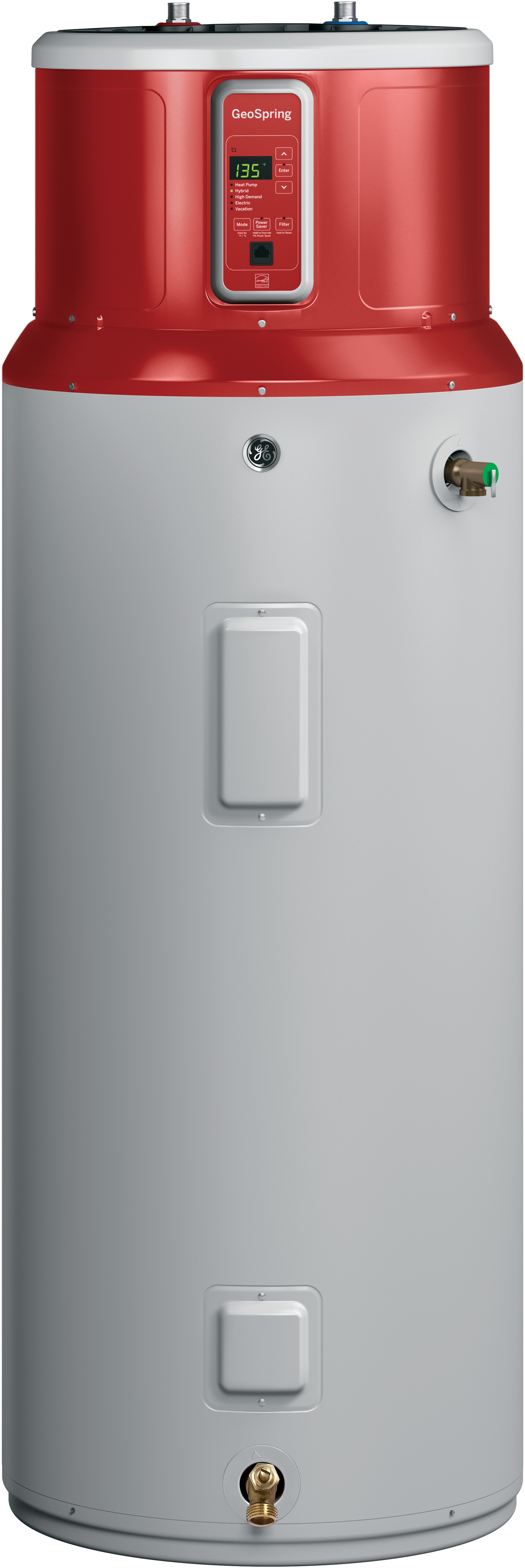 Ge Introduces 80 Gallon Geospring Hybrid Electric Water Heater Made In Louisville Ky Business Wire
