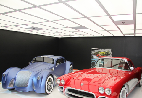 RVLT outfitted the entire 60,000 square foot West Coast Customs headquarters with its energy-efficie ...