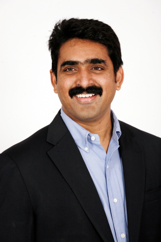 Mr. Uday Reddy, CEO, YuppTV (Photo: Business Wire)