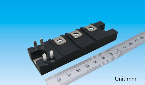 SiC Power Module (Photo: Business Wire)