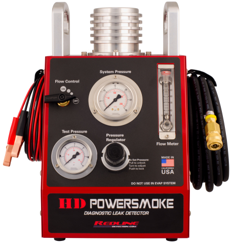Redline's HD PowerSmoke is specifically engineered to apply the precise pressure and volume of vapor ...