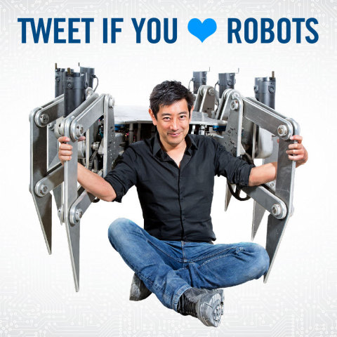 Join celebrity engineer Grant Imahara and Mouser Electronics for an exclusive Twitter party discussi ...