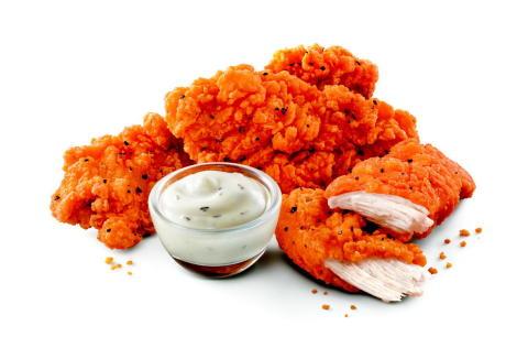 SONIC's New Spicy Super Crunch Chicken Strips (Photo: Business Wire)