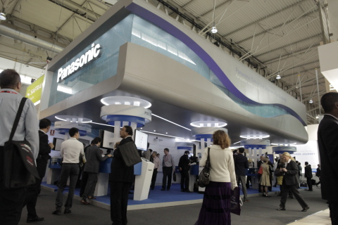 The company showcases and demonstrates its MVNO services with connected products at Mobile World Congress (MWC) 2015 held on March 2 - 5, 2015, in Barcelona, Spain. (Photo: Business Wire)