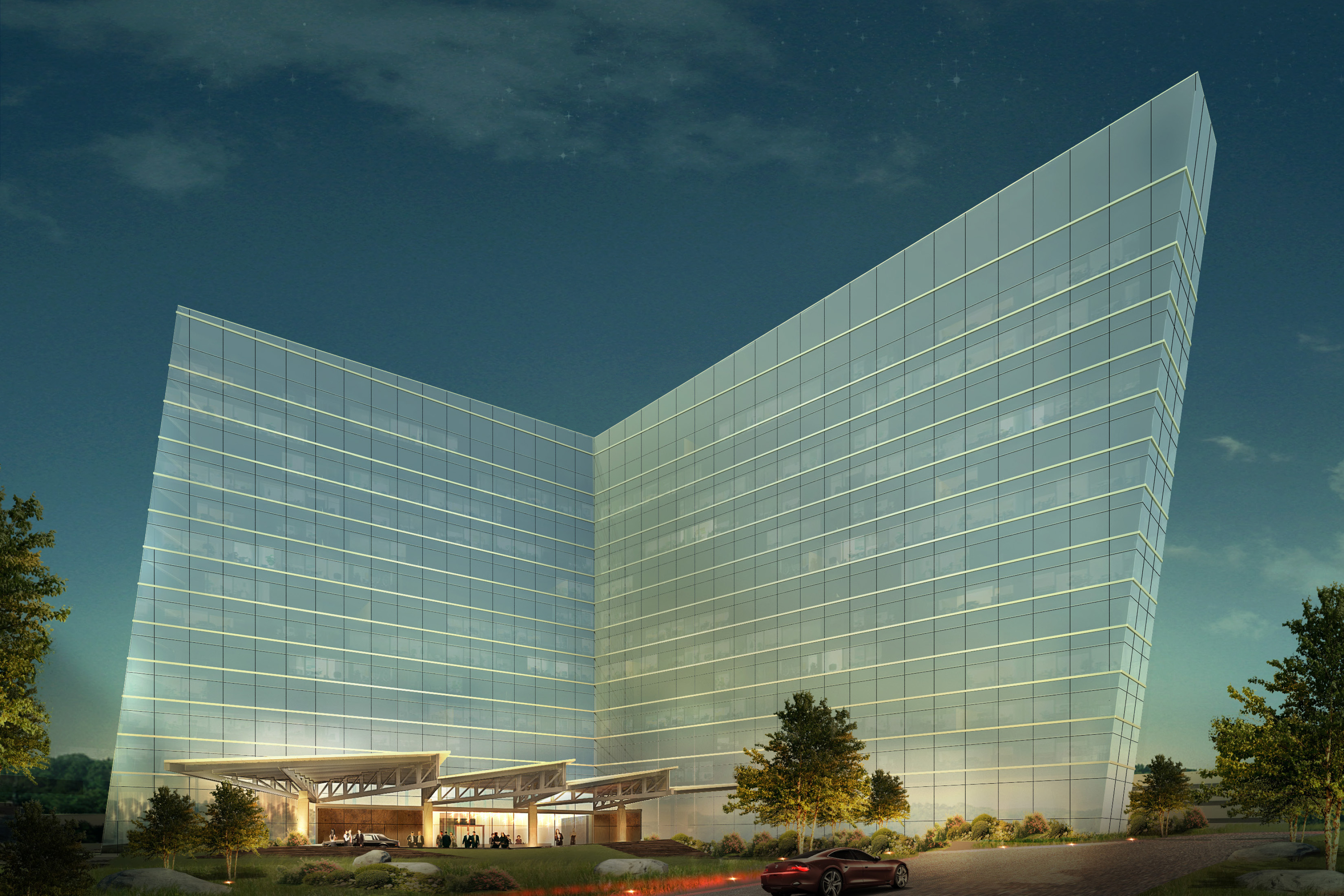 Mohegan Sun Is Expanding Unveils Plans For A Second Hotel Business Wire