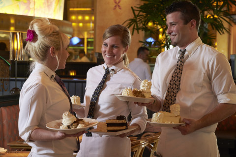 In recognizing The Cheesecake Factory, FORTUNE noted that 96% of its employees said they felt proud