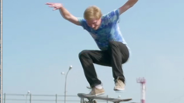 Slidely #SlowMotion skateboarder (Video: Business Wire)