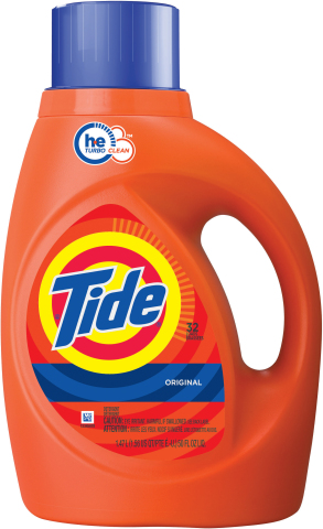 Tide HE Turbo Clean (Photo: Business Wire)