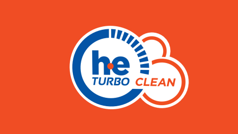 HE Turbo Clean (Graphic: Business Wire)