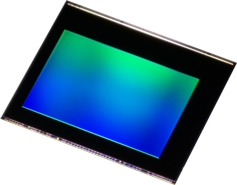 "Toshiba: 20-megapixel CMOS image sensor ""T4KA7"" for smartphones and tablets (Photo: Business Wire)"
