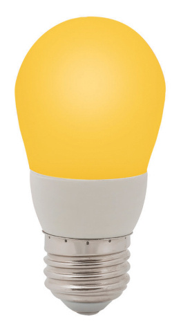 Lighting Science's Sleepy Baby LED Lamp (Photo: Business Wire)