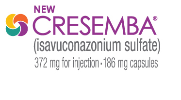 Astellas Receives FDA Approval for CRESEMBA® (isavuconazonium sulfate) for the Treatment of Invasive Aspergillosis and Invasive Mucormycosis