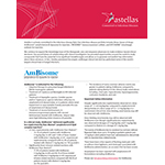 Astellas Infectious Disease fact sheet