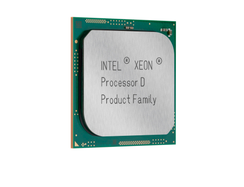 Intel(R) Xeon(R) processor D product family (Photo: Business Wire)