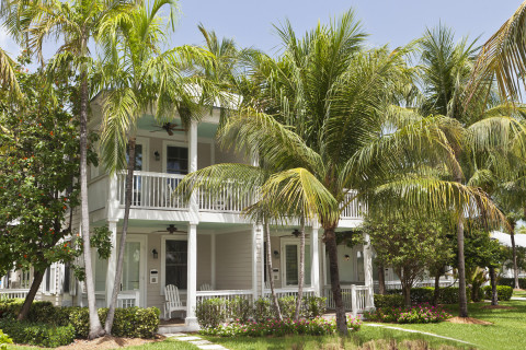 Secluded three bedroom cottage at Sunset Key Cottages, a Luxury Collection Resort, Key West. (Photo: