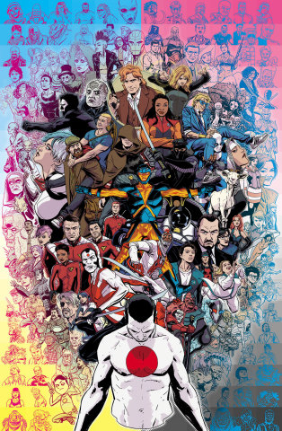 Valiant is one of the most successful comic book publishing companies in history with more than 81 m ...