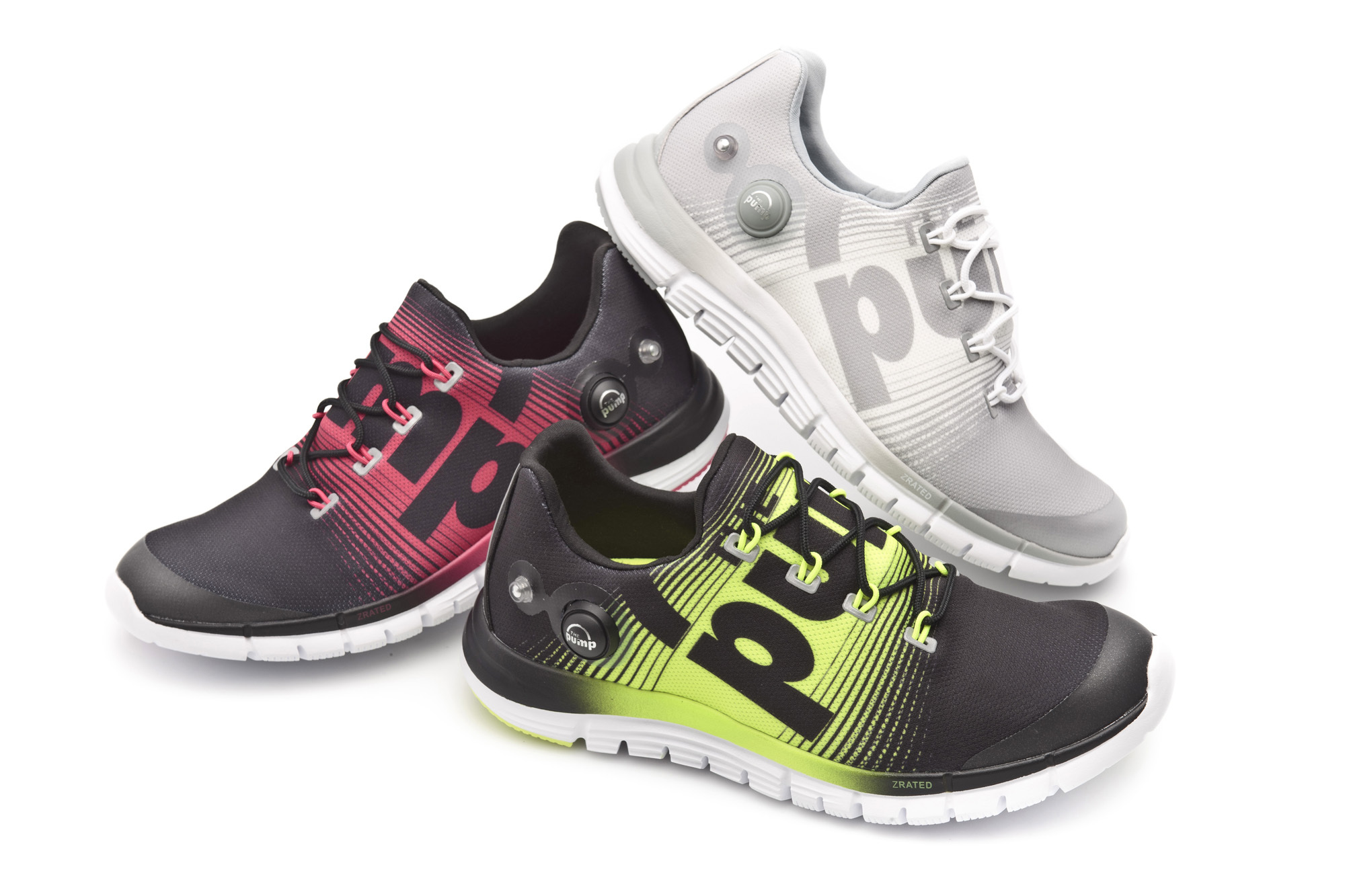 Reebok ZPump Fusion Revolutionizes Running with New Custom Fit Technology  f8076f87d