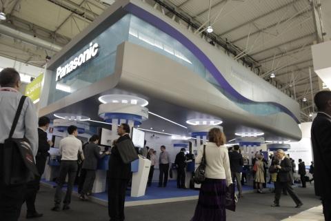 在2015年3月2日至5日於西班牙巴賽隆納舉行的2015世界行動通訊大會(MWC)上,該公司利用互聯產品展示和示範了其MVNO服務(照片:美國商業資訊)